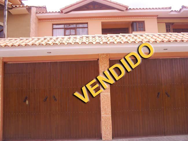Bolivia Tu Casa Com Inmobiliaria Casa Venta Cercado